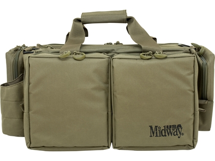 MidwayUSA AR-15 Range Bag PVC Coated Polyester