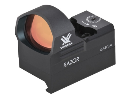Vortex Razor Reflex Red Dot Sight 6 MOA Matte