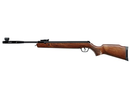Walther LGV Master Ultra Pellet Air Rifle Wood Stock Blue Barrel