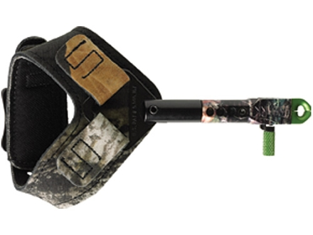 Scott Archery Shark Bow Release Buckle Wrist Strap Mossy Oak Break-Up Camo