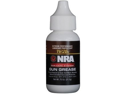 NRA Licensed Gun Care System By Mil-Comm TW25B Gun Grease 3/4 oz Bottle
