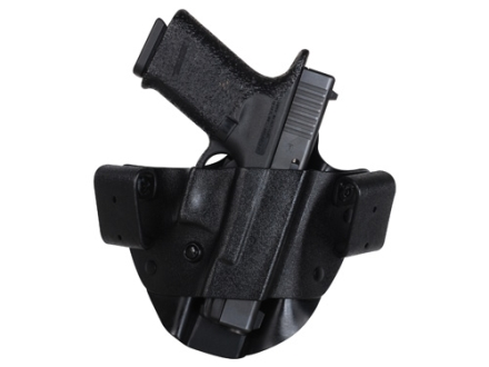 DeSantis Scorpion Inside the Waistband Holster Right Hand Glock 17, 19, 22, 23, 31, 32, 36  Kydex Black