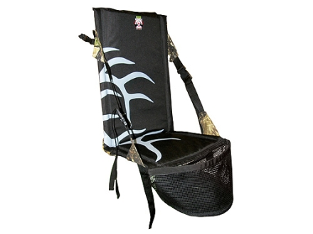 Primos Double Bull Frame Pak Ground Blind Bag/Seat Polyester Black