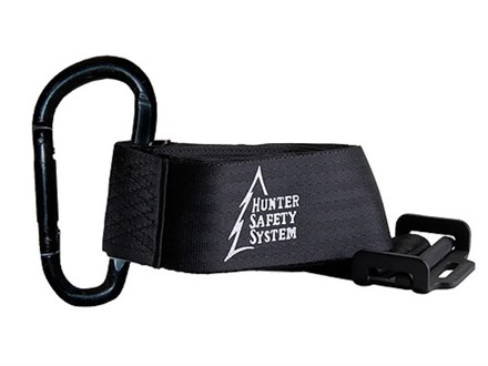 Hunter Safety System Quick-Connect Tree Strap Black