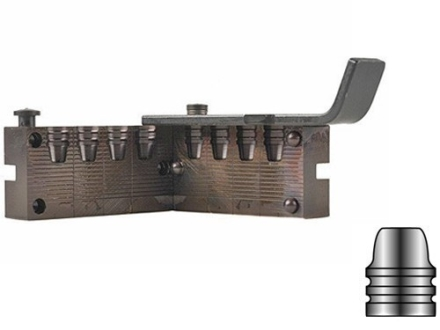 Lyman 4-Cavity Bullet Mold #452460 45 Caliber (452 Diameter) 200 Grain Semi-Wadcutter