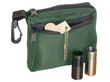 Remington 6-Tube Choke Tube Case Nylon Green