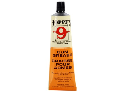 Hoppe's #9 Gun Grease 1-3/4 oz Tube
