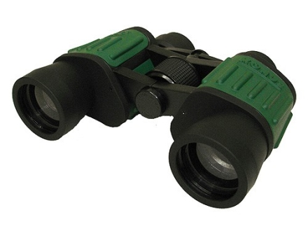 Konus Vue Binocular 8x 40mm Porro Prism Rubber Armored Black