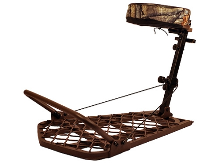 Muddy Outdoors Hunter Hang On Treestand Aluminum