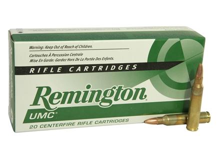 Remington UMC Ammunition 223 Remington 45 Grain Jacketed Hollow Point