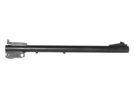 "Thompson Center Barrel Thompson Center Contender, G2 Contender 6.8mm Remington SPC Medium Contour 1 in 10"" Twist 14"" Blue Adjustable Sights"