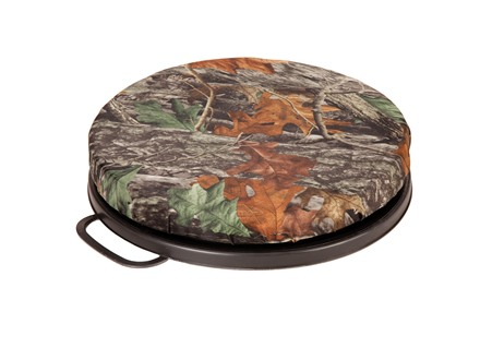 Big Game 5-Gallon Pail Swivel Seat Top Epic Camo