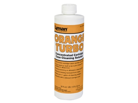 Lyman Orange Turbo Concentrated Cleaning Solution 16 oz