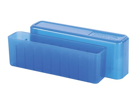 Frankford Arsenal Slip-Top Ammo Box #205 17 Remington, 204 Ruger, 223 Remington 20-Round Plastic
