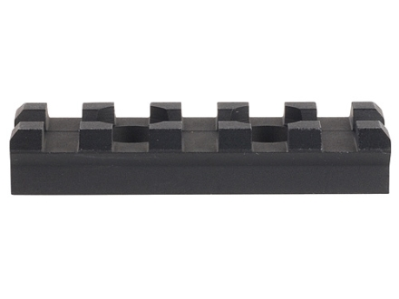 Advanced Technology Picatinny Rail Fits Advanced Technology 8-Sided Modular Handguard Aluminum Black