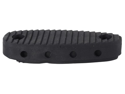 John Masen Recoil Pad AR-15 A2 Buttstock with Trapdoor Rubber Black
