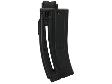 Beretta Magazine Beretta ARX160 22 Long Rifle 5-Round Polymer Black