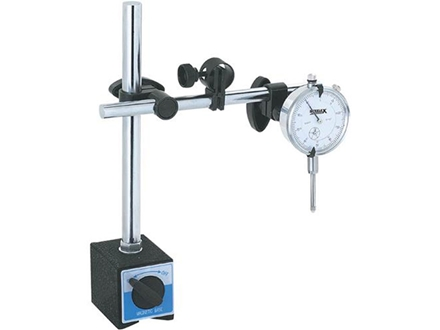 Steelex Magnetic Base with Dial Indicator