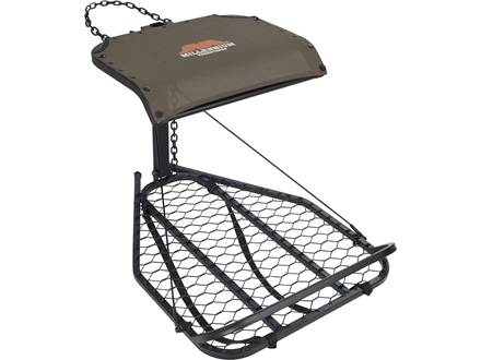 Millennium Treestands M-25 Hang On Treestand Steel Green