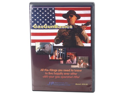JP Enterprises Gas Gun Basics DVD