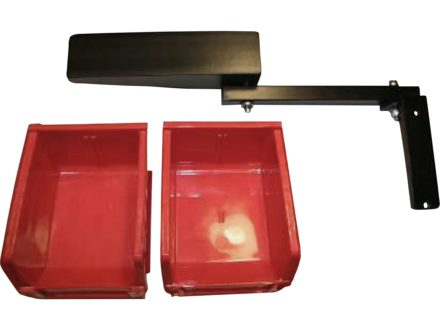 Inline Fabrication Double Bullet Tray for Hornady Lock-N-Load AP Press
