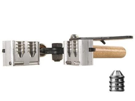 Lee 2-Cavity Bullet Mold 54-380-REAL 54 Caliber (557 Diameter) 380 Grain R.E.A.L.