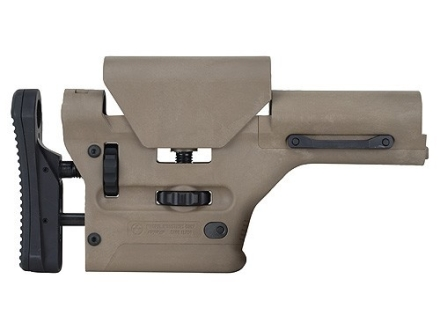 MagPul Stock PRS Precision Rifle Adjustable AR-10, DPMS LR-308 Synthetic