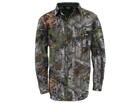 Walls Legend Men's Cape Back Long Sleeve Shirt
