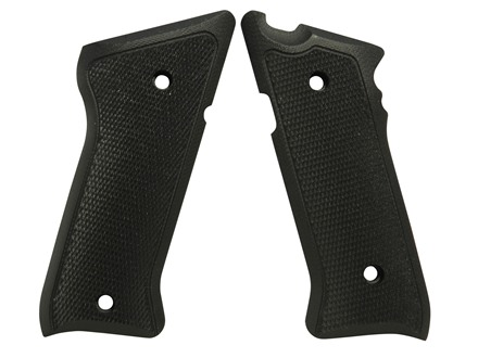 Hogue Extreme Series Grip Ruger Mark II, Mark III Checkered G-10 Black