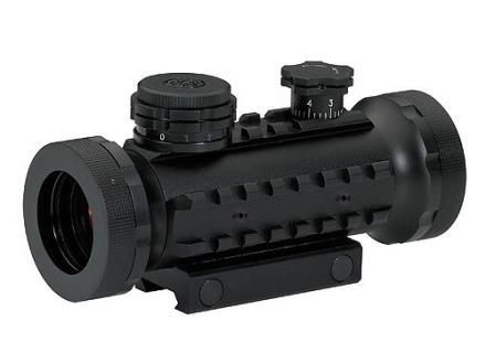 BSA Stealth Tactical Red Dot Sight 1x 30mm 5 MOA Red Dot Matte
