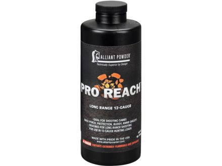 Alliant Pro Reach Smokeless Powder