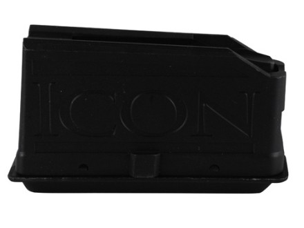 Thompson Center Magazine Thompson Center Icon, Precision Hunter 22-250 Remington 3-Round Black