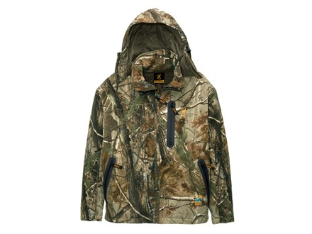 Browning Men's Scent Control Hydro-Fleece Jacket