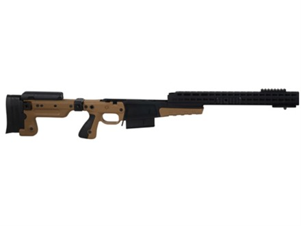 Accuracy International AX Chassis System (AX AICS) Folding Adjustable Stock Remington 700 Long Action 300 Winchester Magnum