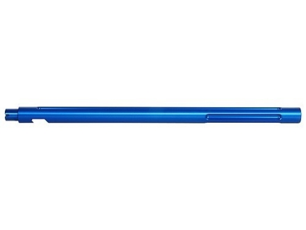 "Tactical Solutions Barrel Ruger 10/22 22 Long Rifle .920"" Diameter 1 in 16"" Twist 16-1/2"" Fluted Aluminum Blue"