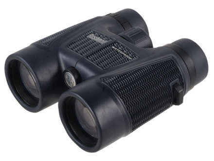 Bushnell H2O Binocular 42mm Roof Prism Armored Black