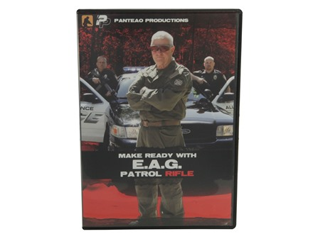 "Panteao ""Make Ready with EAG: Patrol Rifle"" DVD"
