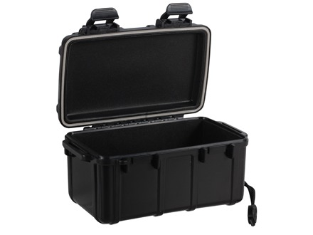 "Otterbox 2500 Waterproof Accessories Case with Liner 6.85"" x 4.57"" x 3.59"" Polymer Black"