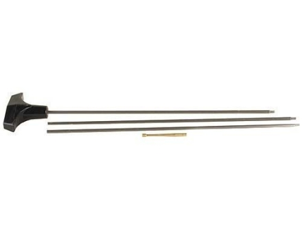 "Hoppe's 3-Piece Rifle Cleaning Rod 30 Caliber 33"" Aluminum 8 x 32 Thread"