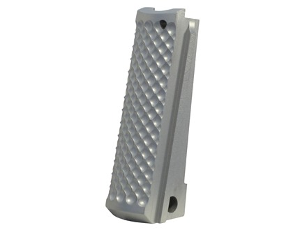 Ed Brown Mainspring Housing Flat 1911 Government, Commander Chainlink II Stainless Steel