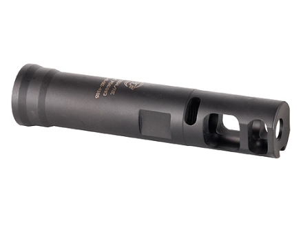 "Surefire Muzzle Brake-Adapter AR-10, LR-308 5/8""-24 Thread .775"" Max. Barrel Diameter Steel Matte"
