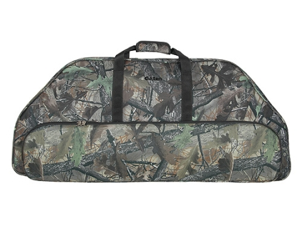 "Allen 39"" Medicine Bow Case with Arrow Pocket Nylon Camo"