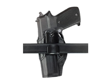 Safariland 27 Inside-the-Waistband Holster Colt Detective Special, Ruger SP101, S&W J-Frame, Taurus M-85 Laminate Black