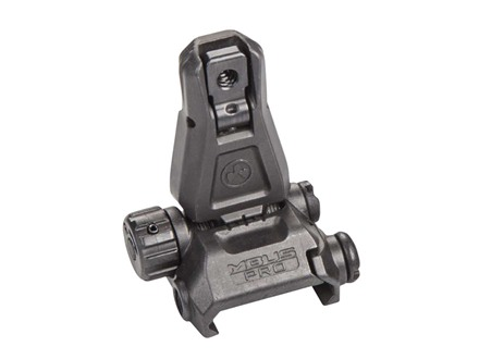 Magpul Flip Up Rear Sight MBUS Pro AR-15 Steel Black