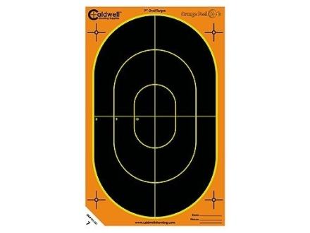Caldwell Orange Peel Target Self-Adhesive Silhouette
