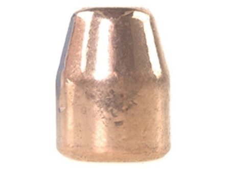 Rainier LeadSafe Bullets 40 S&W, 10mm Auto (400 Diameter) 155 Grain Plated Flat Nose
