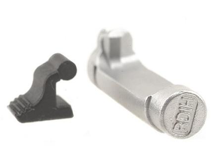 Cylinder & Slide Ambidextrous Magazine Release Browning Hi-Power