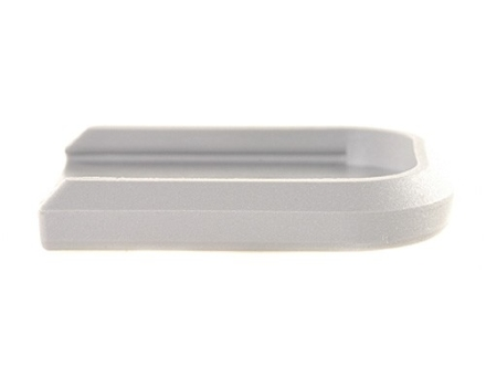 STI Magazine Base Pad STI-2011, SVI Carry-Style Polymer Gray