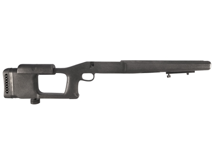 "Choate Ultimate Varmint Rifle Stock Winchester 70 Short Action 1.25"" Barrel Channel Synthetic Black"