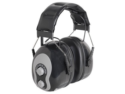 Radians Sound FX Ear Muffs (NRR 26 dB) Black